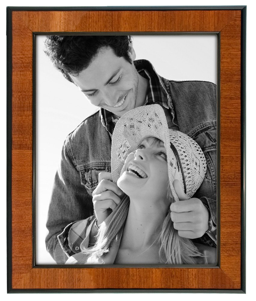 Amazon malden international designs burl wood walnut wooden amazon malden international designs burl wood walnut wooden picture frame with black border 8x10 walnut picture frames jeuxipadfo Gallery
