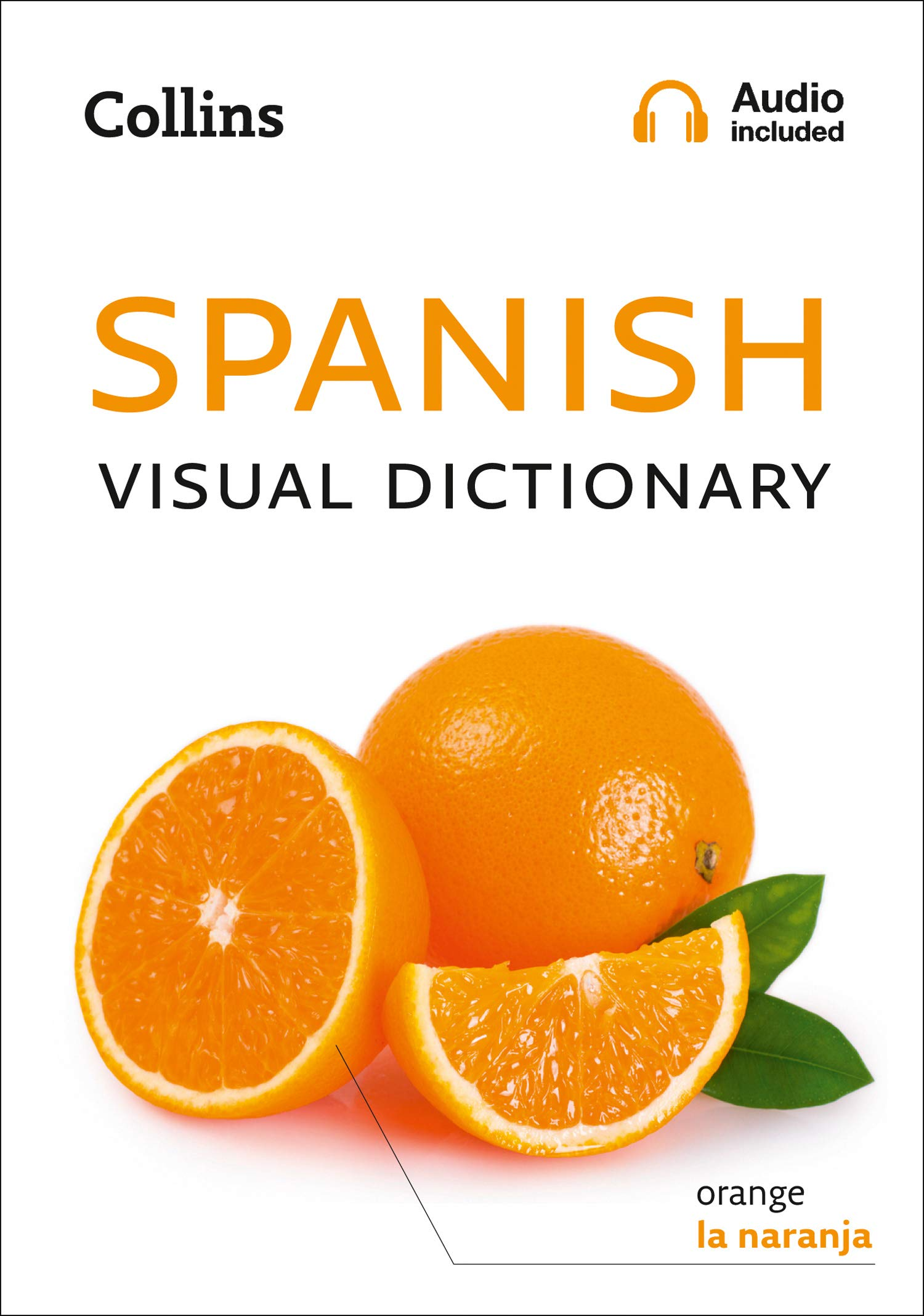 Collins Spanish Visual Dictionary (Collins Visual Dictionaries) [Idioma Inglés]