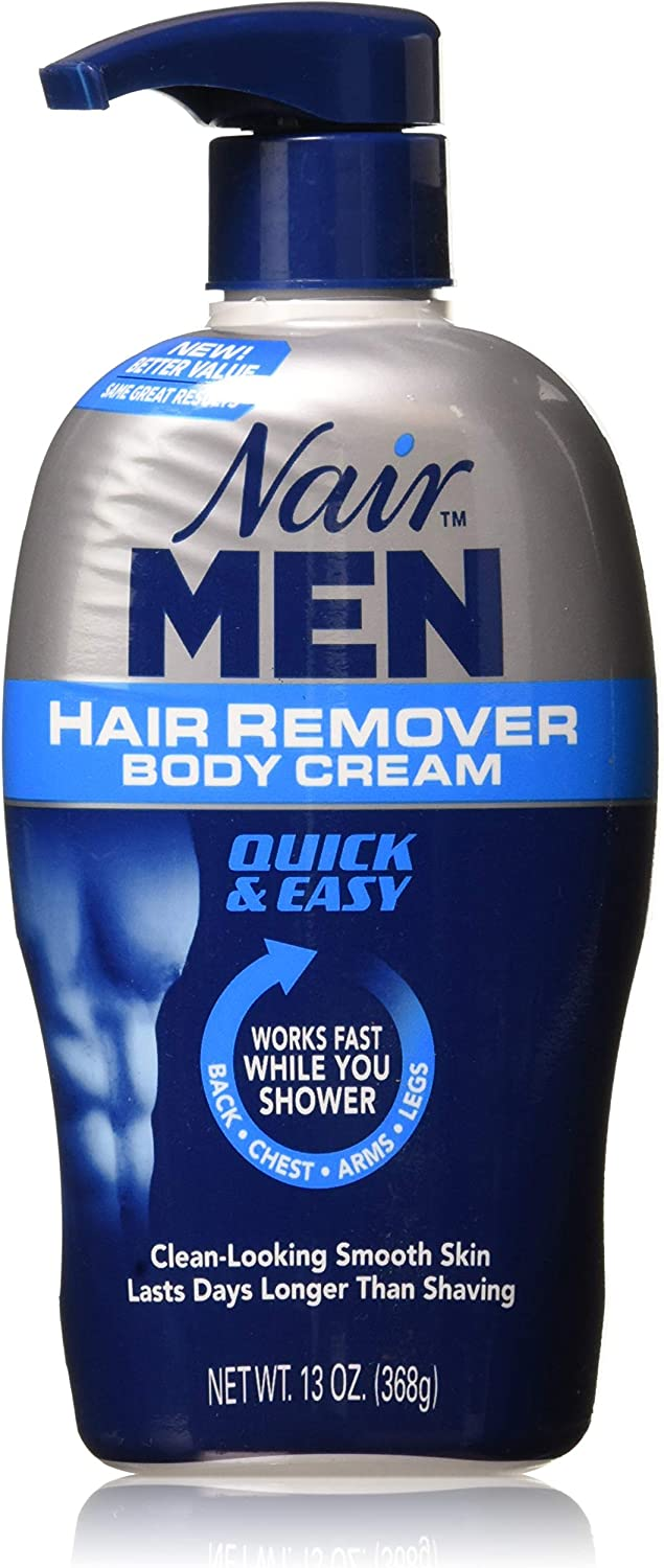 Nair Men Hair Removal Body Cream 13 Oz Pack Of 3 Amazon Ca Beauty