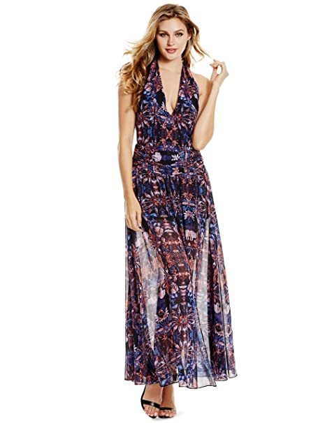 4a8c37d4a42 GUESS Marciano Bohemian Rhapsody Maxi Dress  Amazon.ca  Clothing    Accessories
