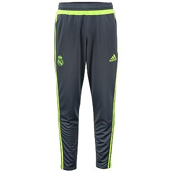 adidas Real TRG PNT - Pantalón de fútbol para Hombre 72a1178c4b83b
