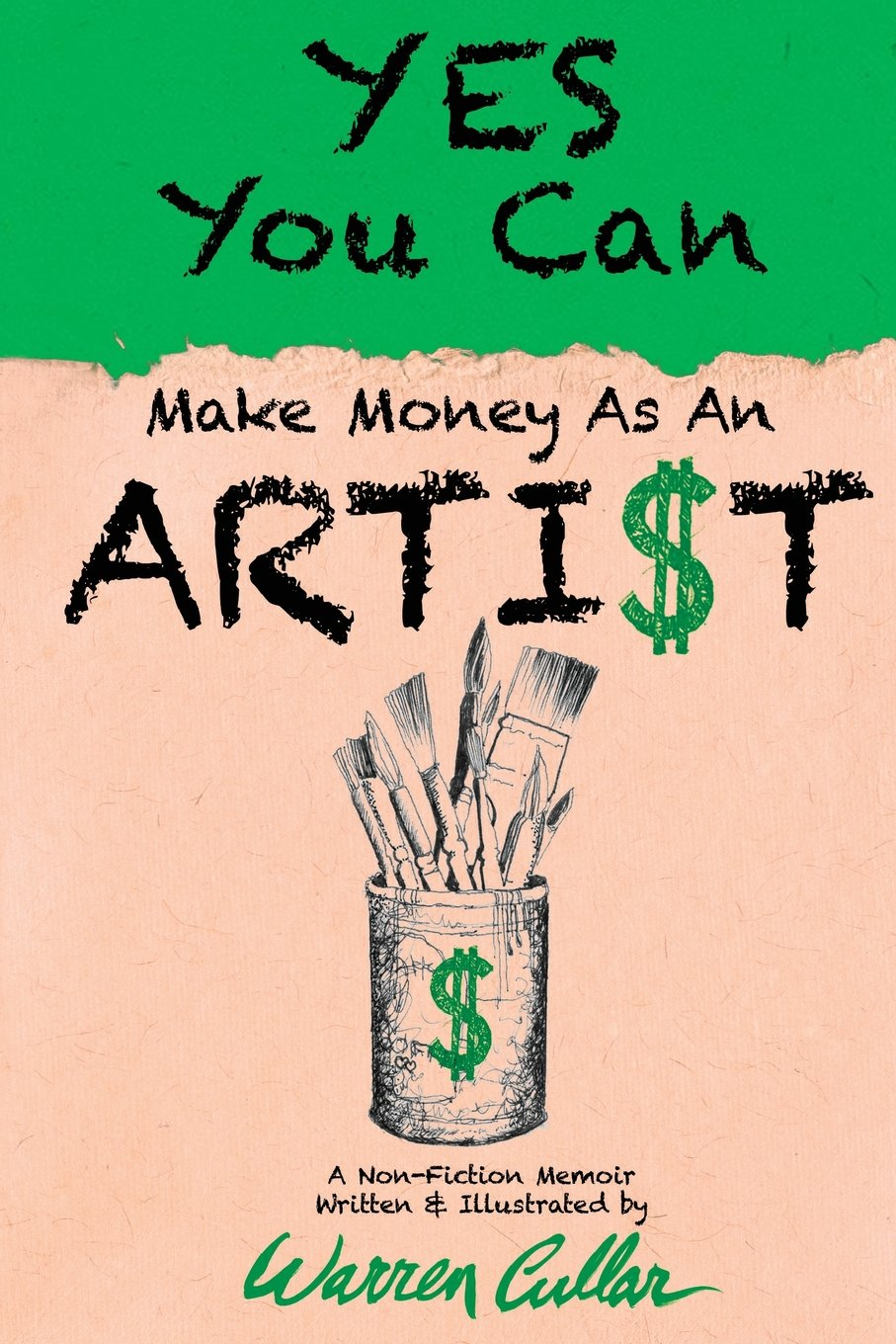 Yes You Can Make Money as an Arti$t ebook