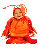 Baby Lobster Costume - Toddler Size 18 Months -3t