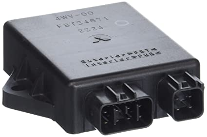Amazon com: Yamaha 4WV855400000 Capacitor Discharge Ignition Unit