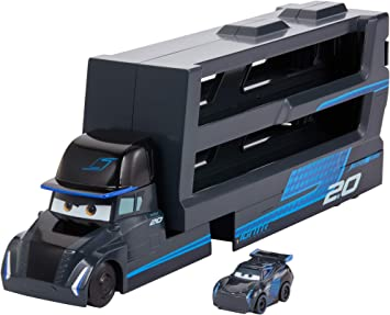 Oferta amazon: Disney Cars Pixar Gale Beaufort Camión para minicoches de Carreras de Cars (Mattel GNW35)