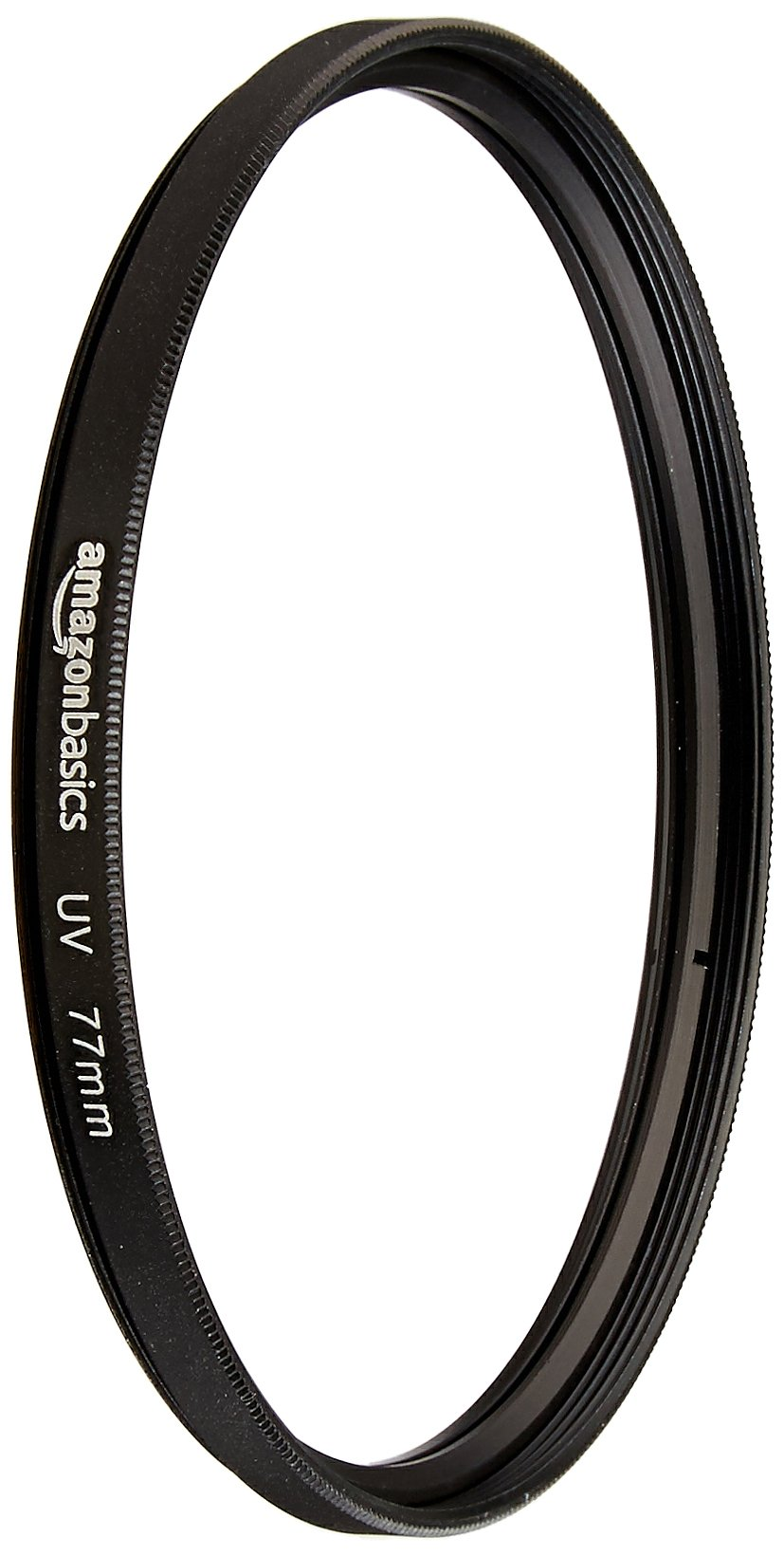 AmazonBasics UV Protection Lens Filter - 77 mm