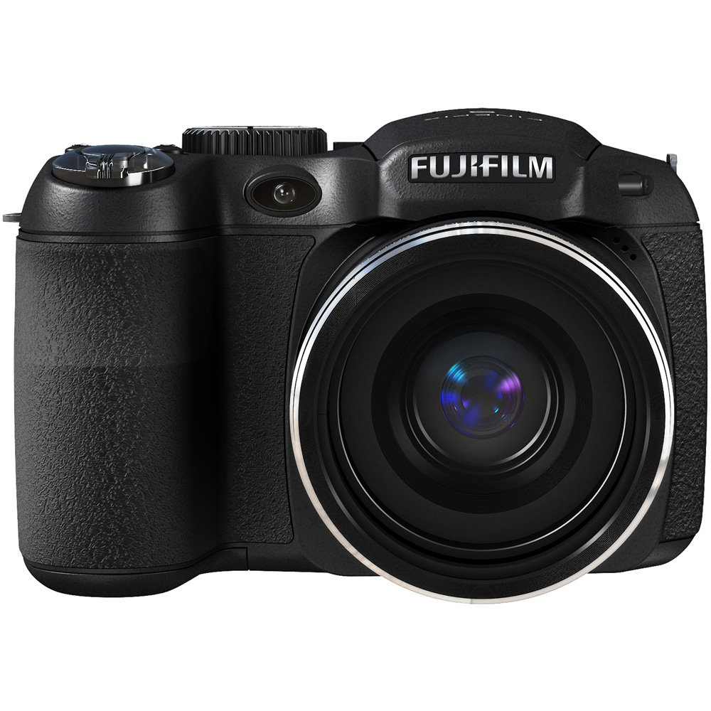 Amazon.com : Fujifilm FinePix S2950 14 MP Digital Camera with Fujinon 18x  Wide Angle Optical Zoom Lens and 3-Inch LCD : Point And Shoot Digital  Cameras ...