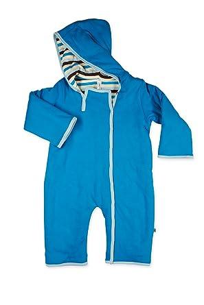 0e87ce7d1ce4 Green Unisex Baby Padded Pramsuit 0 - 3 Months Blue  Amazon.co.uk ...