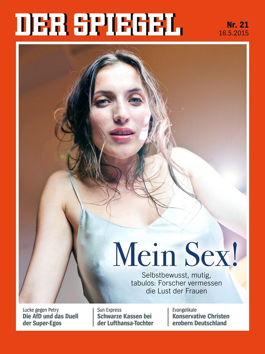 Der Spiegel 21 2015 Mein Sex 4016140005542 Amazon Com Books