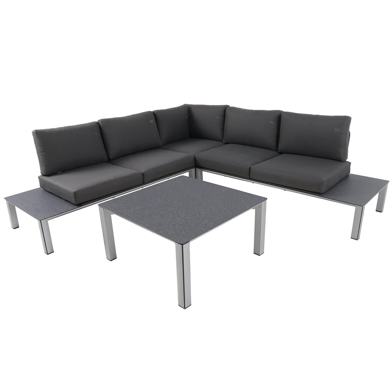 Mwh Eck Loungeset Element Sofa 3 Teilig Mit Loungetisch 879338