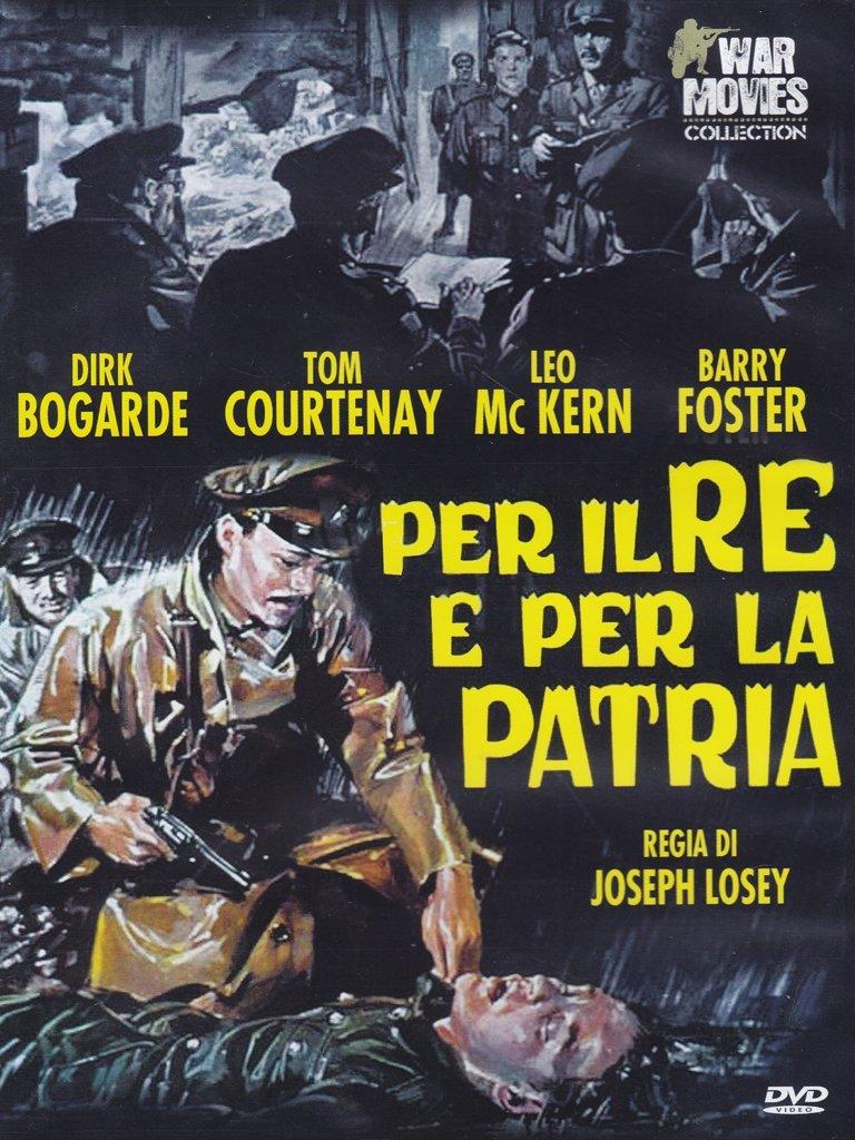 Per Il Re E Per La Patria: Amazon.it: Bogarde,Courtenay, Bogarde,Courtenay:  Film e TV