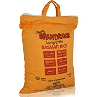 Mumtaz Classic Long Grain Basmati Rice, 5 Kg