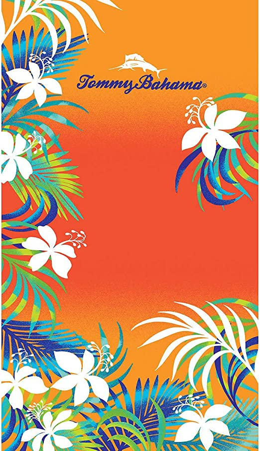 Tommy Bahama Beach Towel Pineapple 40 x 70 inches 100/% Cotton NEW Pool Bath