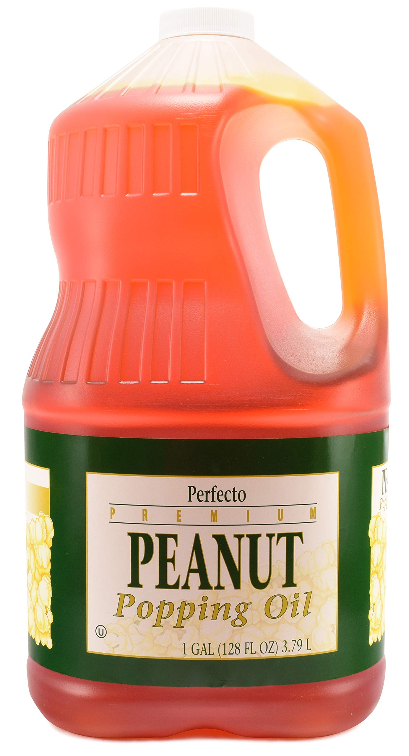 Perfecto Premium Peanut Oil (1 Gallon) by SNAPPY