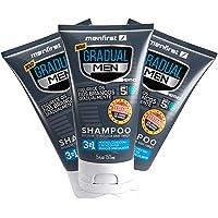 Shampoo Escurecedor de Cabelo Gradual Men | Menfirst (3x)