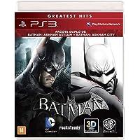 Batman: Arkham City GOTY + Batman Arkham Asylum GOTY - PS3