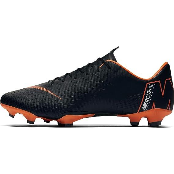 6c70168dd3ba Amazon.com: Nike Unisex Vapor 12 Pro Fg Soccer Cleats: Shoes