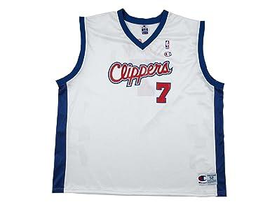 Champion NBA Clippers La Lamar Odom Style  403401-Z75 Size  XXL M US 2d95b9c35