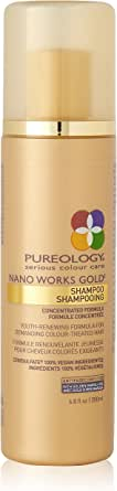 Pureology Nano Works Gold Shampoo, 200ml