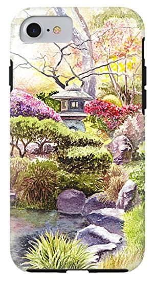 iphone 8 case san francisco golden gate park japanese tea garden - Golden Gate Park Japanese Tea Garden