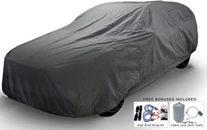 Amazon Com Weatherproof Suv Car Cover For Jeep Compass 2007 2017