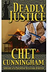 Deadly Justice (Mr. Justice Book 1) Kindle Edition