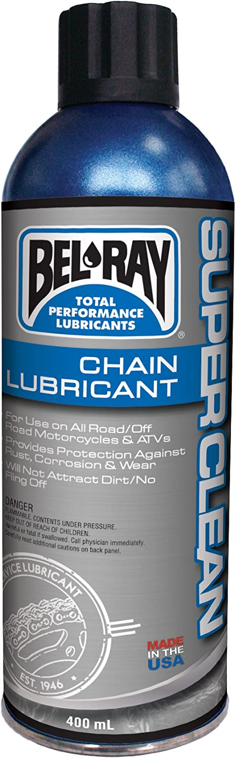 Spray 400 ml Bel-Ray Super Clean Chain Lube