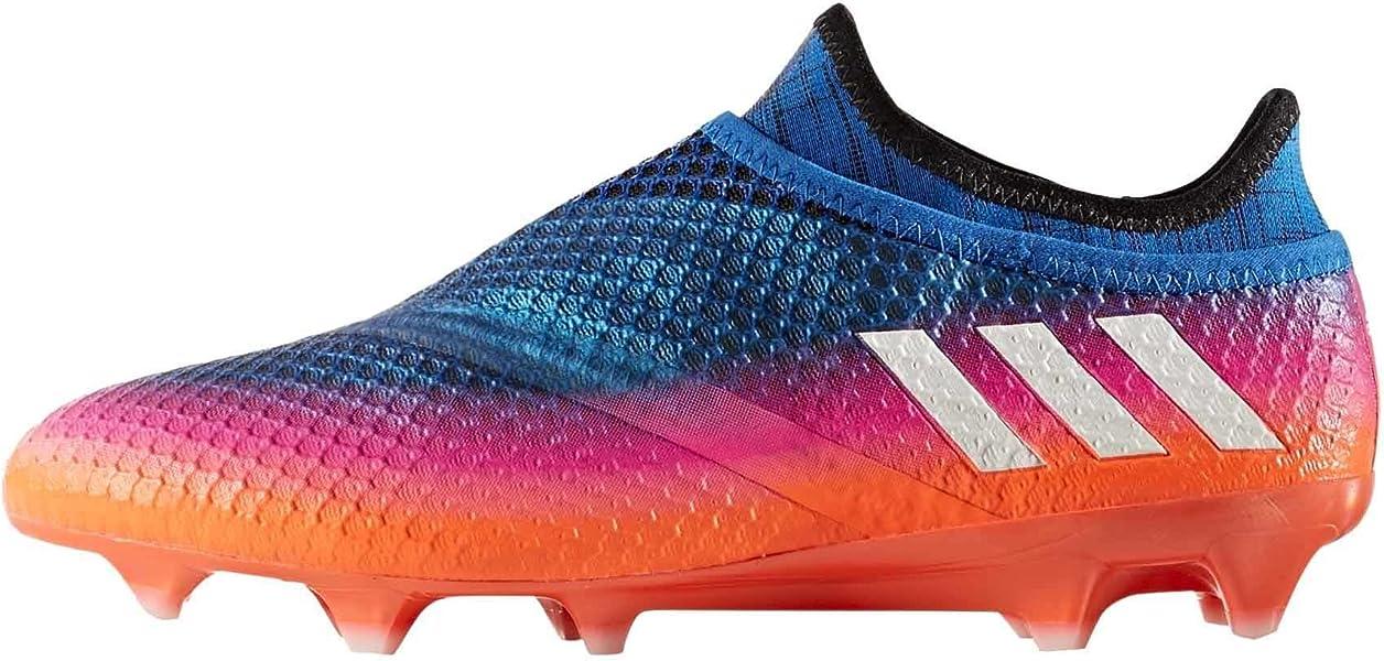 detailed look a4f1a 77984 adidas Messi 16+ Pureagility FG, Chaussures de Football Homme, Blau (Blue