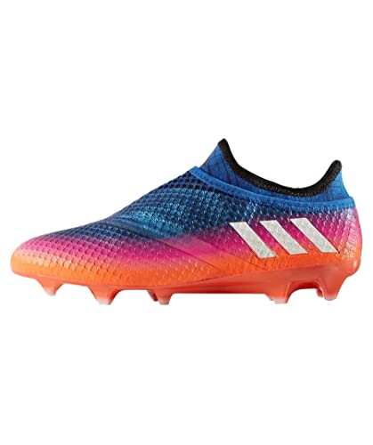 best sneakers dadd3 8ed1c adidas Messi 16+ Pure Agility FG Football Boots - Blue White Solar Orange