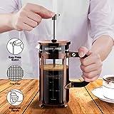 Veken French Press Coffee (12 oz) 304 Grade