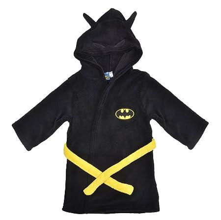 DC Comics Batman Todder Boys Hooded Robe