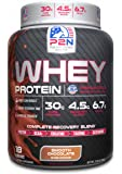 P2N Peak Performance Nutrition P2N Whey Protein, Chocolate, 2 Pound
