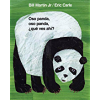 Oso panda, oso panda, ¿qué ves ahí? (Brown Bear and Friends) (Spanish Edition)