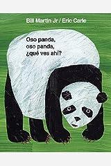 Oso panda, oso panda, ¿qué ves ahí? (Brown Bear and Friends) (Spanish Edition) Kindle Edition