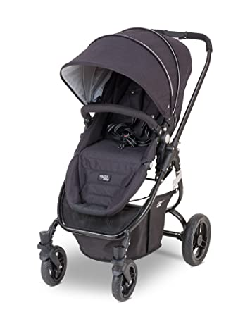 Valco Baby Snap Ultra Lightweight Reversible Stroller Black Night