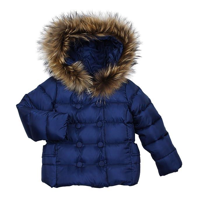 8c3091408 Lili Gaufrette Down Filled Jacket with Real Fur Trim Hood (10 ...