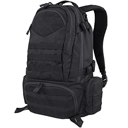 Amazon.com: Condor Elite # 111073 Titan Assault Pack – Negro ...