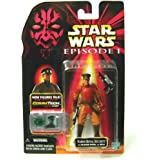 Star Wars, Episode I: The Phantom Menace, Naboo Royal Security Guard Action Figure, 3.75 Inches