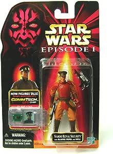 Star Wars Miniatures Clone Strike CAPTAIN TYPHO #5 Naboo Royal Security