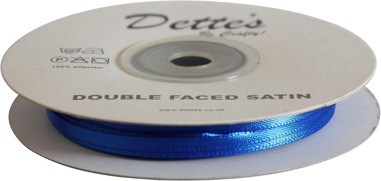 Berisfords double faced satin Bulk 100m reel 7mm