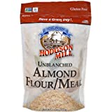 Hodgson Mill Almond Flour Gluten-Free Meal, 11 Ounce (Pack of 6) Wholesome Baking and Cooking Ingredients for Home Cooks and Healthy recipes