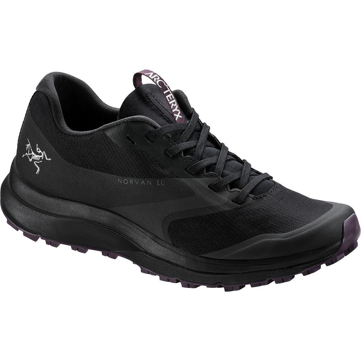 Arc'teryx Womens Norvan LD GTX B07211G85H US 9.0/UK 7.5|Black/Purple Reign