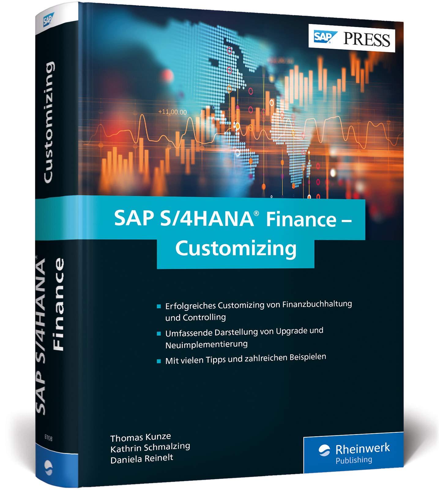 SAP S 4HANA Finance – Customizing  FI CO In SAP S 4HANA Erfolgreich Implementieren  SAP PRESS