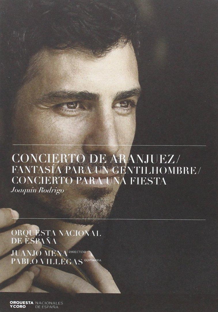 Rodrigo : Concierto Aranjuez / Villegas, Ocne, Mena: Mena, Juanjo Orquesta Nacional De Espana Villegas: Amazon.es: Música