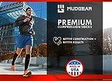 MudGear USA Compression Socks - Men's and Women's