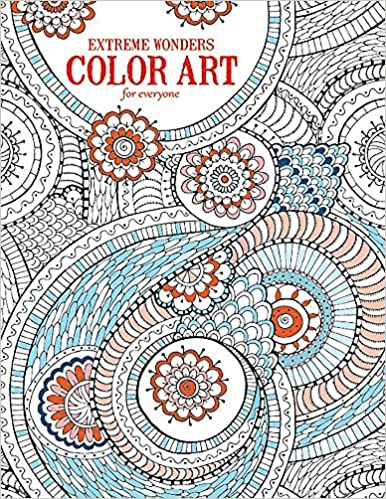 Amazon extreme wonders color art for everyone leisure arts amazon extreme wonders color art for everyone leisure arts 6763 0028906067637 leisure arts books fandeluxe Image collections