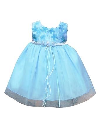 Kleid hellblau baby