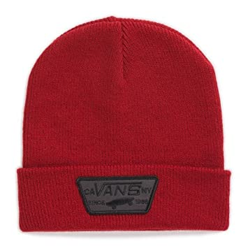 5fdd5ba342d2 Vans Beanie Hat Man Milford hats accessories snowboarding V00UOUK1J   Amazon.co.uk  Sports   Outdoors