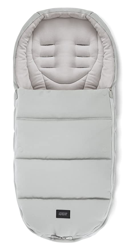 Mamas & Papas - Saco Plus para clima frío para carrito de bebé/cochecito,