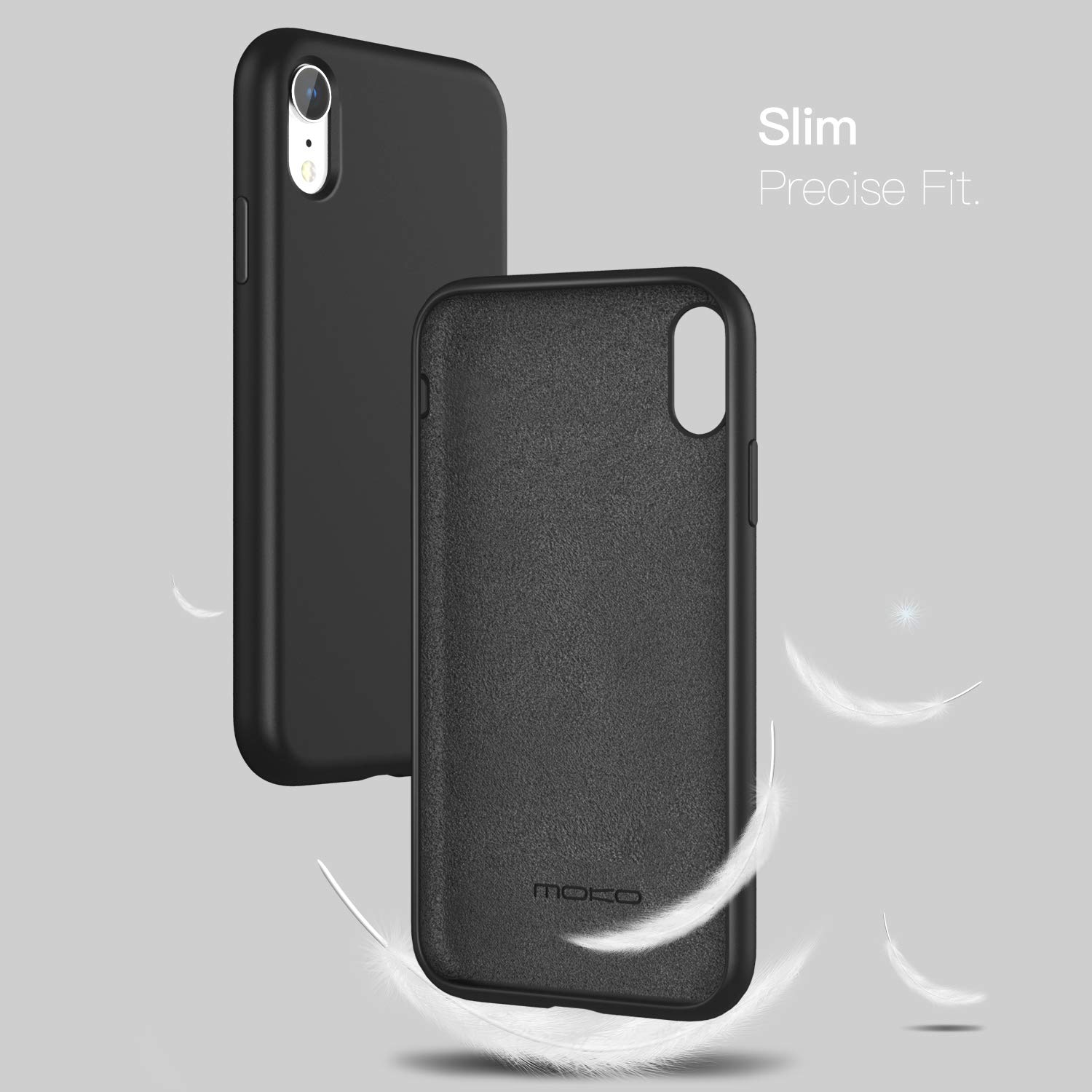 Moko Compatible With Iphone Xr Case Shockproof Slim Xs Max Spigen Geometric Pattern Softcase Liquid Air Casing Electronics
